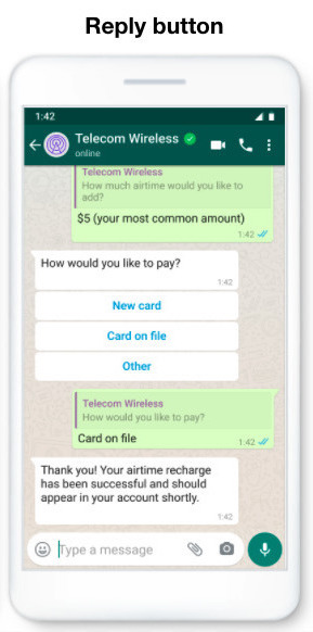 WhatsApp-Business-API-Reply-Button-Example
